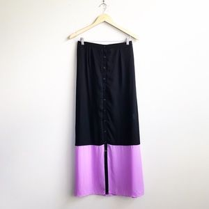 Volcom : 'Not So Classic' Maxi Skirt Size Small